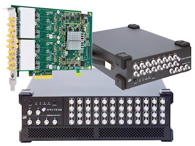 用于解决快速声学和机电一体化应用的数字化仪