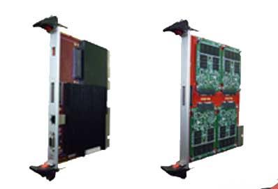 QT5210大容量高速 CPCI数据存储卡