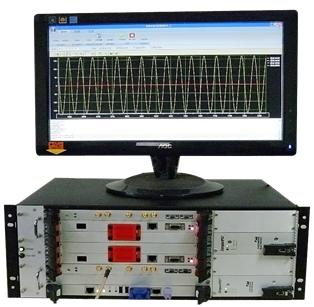 cPCI 10bit 2.5Gsps 4通道采集存储系统