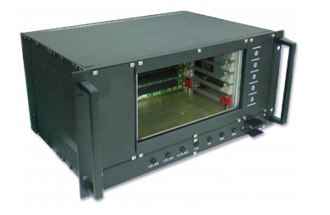 3U VPX同步采集存储系统