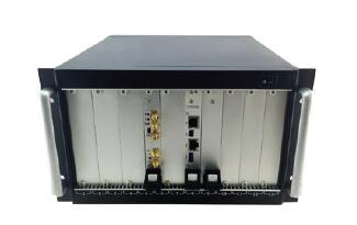 VPX频域处理系统