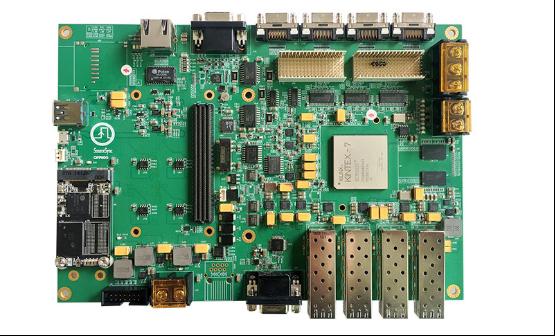 基于TX2与FPGA的算法复合加速平台