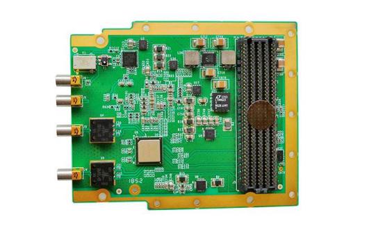 QT7126--基于ADC12DJ3200 FMC AD子卡
