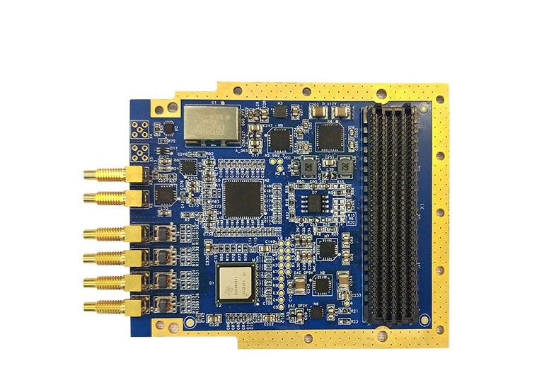 QT7234--4 通道,1.25GS/s,16bit,DAC