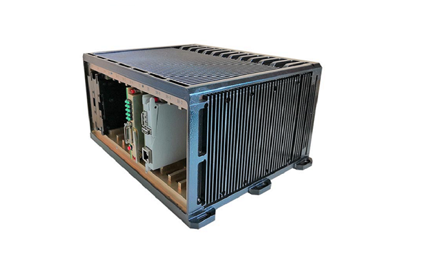 QT3003 3U12 槽导冷机箱
