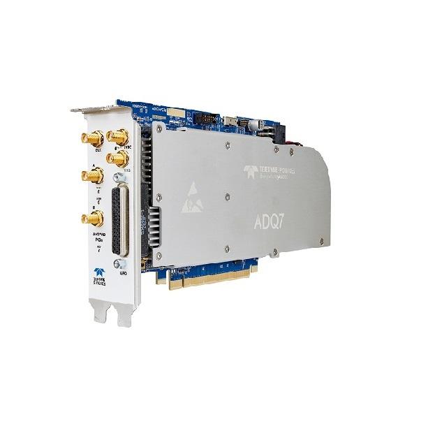 ADQ7WB-6.5 GHz带宽的RF数字化仪