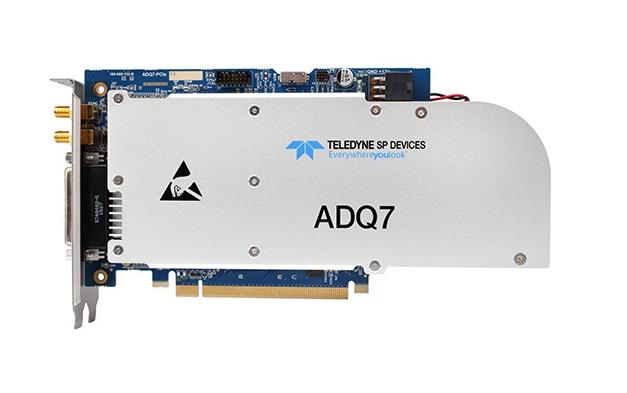 ADQ7DC-10GSPS, 14bit数字化仪