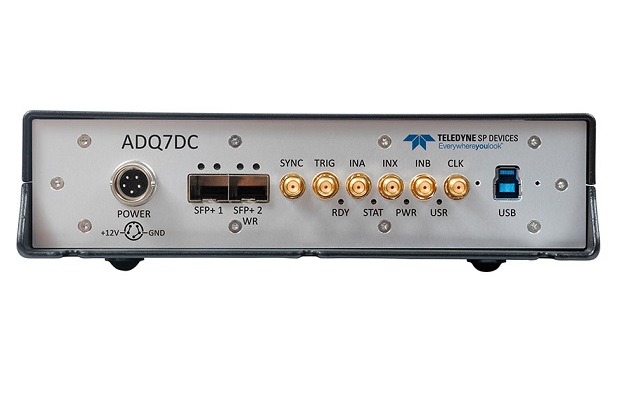 ADQ7DC-10 GSPS, 14bit ,USB数字化仪