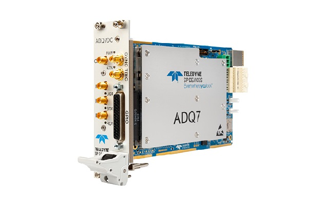 ADQ7DC-10 GSPS, 14bit ,PXIe数字化仪