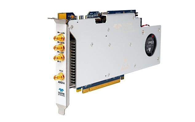 ADQ14 多通道14bit PCIe数字化仪