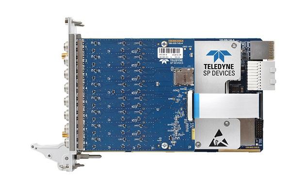 ADQ8-8C 多通道10bit数字化仪