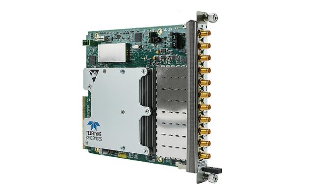ADQ8-8C 10bit多通道MTCA数字化仪