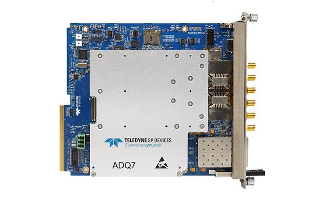 ADQ7DC-10 GSPS, 14bit ,MTCA数字化仪