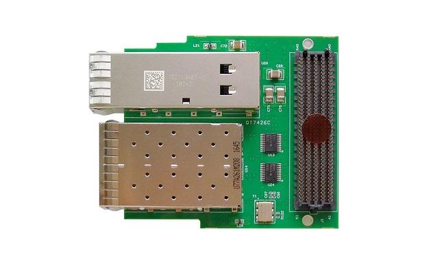 QT7426C FMC光纤卡
