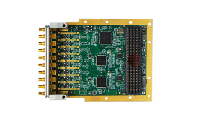 QT7152 16bit 8通道125MS/s FMC AD子卡