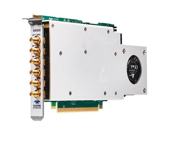 ADQ32-12bit 2.5GSPS采样率 OCT数字化仪